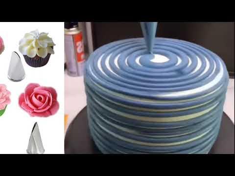 Tips dasar Dekorasi Kue Tart