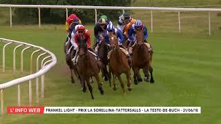 Vidéo de la course PMU PRIX LA SORELLINA - TATTERSALLS