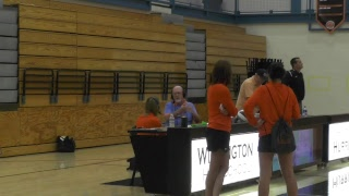 Girl's High School Volleyball - Xenia @ Wilmington - 08-20-2018