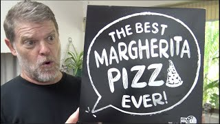 The Best Margherita Pizza Ever from Aldi Review