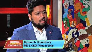 Vikram Solar: A Decade Of Make In India