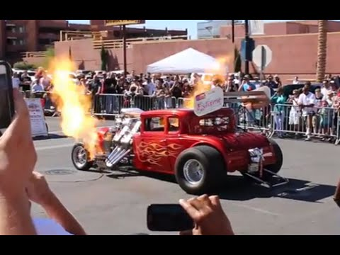 Super Run Classic Car Show - Henderson, Nevada