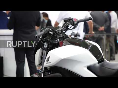 China: Honda shows off latest innovations at CES ASIA 2017