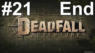 Deadfall Adventures Gameplay Walkthrough Part 21 Ending No Commentary