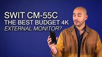 SWIT CM-55C | The Best Value 5-Inch 4K External Monitor for Video?