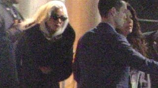 Lady Gaga Is Chased Down By Fans After Laughing Off Romance With Bradley Cooper