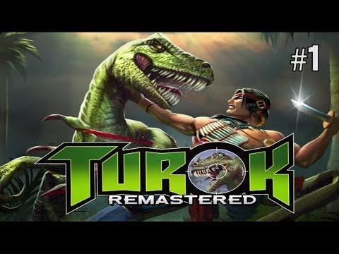 Twitch Livestream   Turok Remastered Part 1 [Xbox One]