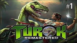 Twitch Livestream | Turok Remastered Part 1 [Xbox One]