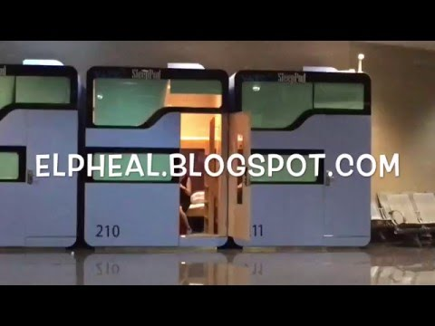 Noi Bai Airport, T1 Sleeping Pods