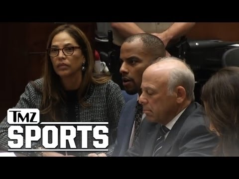 Darren Sharper -- 9 Years in Prison total for ALL Rapes | TMZ Sports