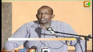 Uhuru and Ruto War of Words