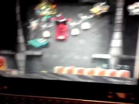 Третие видео про крыс