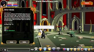 AQW One of the Fastest Ways to get Rank 10 DoomWood