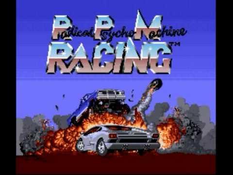 Radical Psycho Machine Racing - Race Music 1