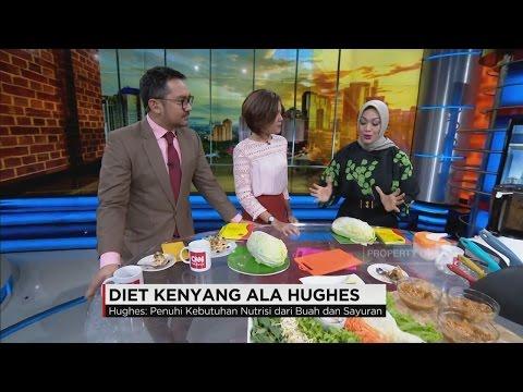 Diet Kenyang Ala Hughes