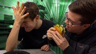 5 KREW-Burger ohne Fleisch: Das kann nur schief gehen!