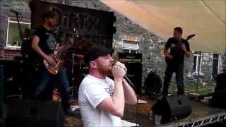 The day man lost @ Dirty Weekend Fest, Llanfyllin Workhouse, 6th September 2014