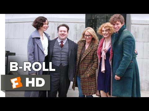 Fantastic Beasts and Where to Find Them B-ROLL (2016) - Eddie Redmayne Movie