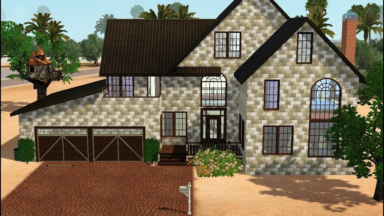 Lifesimmers generations house youtube for Generation house