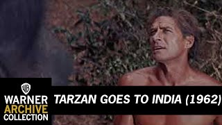 Tarzan Goes To India Trailer