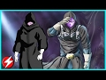 The Hooded Man In Black - Dragon Ball Super Universe Survival Arc Tournament