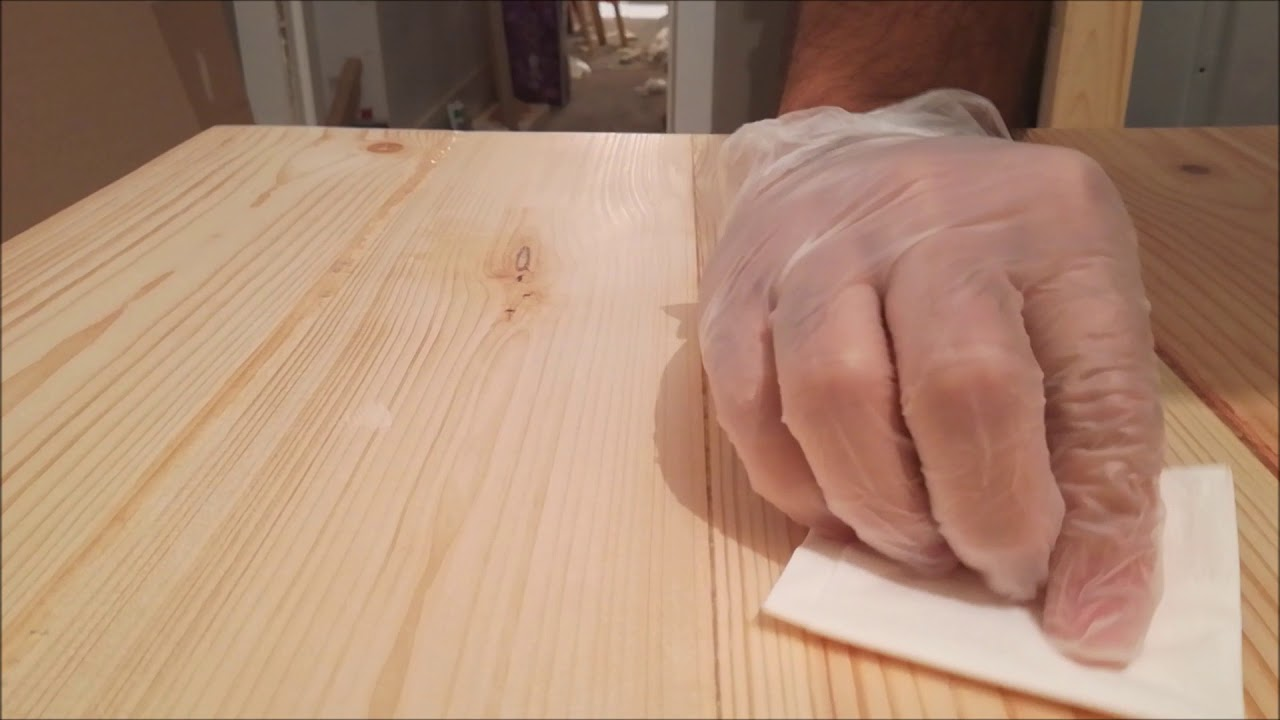 How To Oil A Kitchen Worktop Countertop