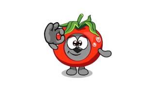Приколы от помидоры! 😂