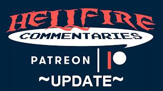 HFC Patreon Update (24/02/18) [Reward Tier Changes, New Movie Comm Poll + Merch Shop Coming Soon!]