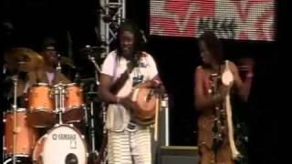 Habib Koité - live @ Polé Polé Festival (Gent - Belgium)