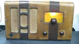 レストア完了後のNHKラジオ深夜便です。 12Y-V1, 12Y-R1, 12Z-P1, 24Z-K...