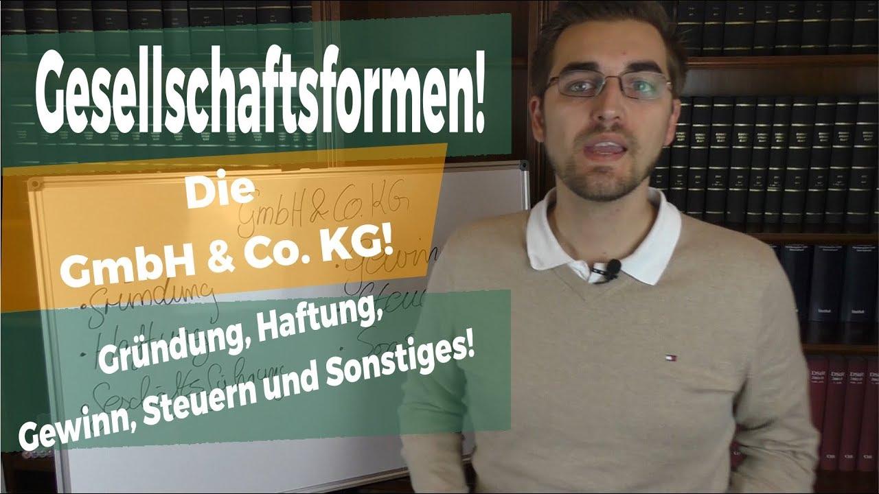 Die GmbH und Co. KG im Überblick! - Die Steuern und ...