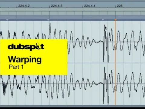 Ableton Live Tutorial - Warping Full Tracks (the right way) w/ !banginclude