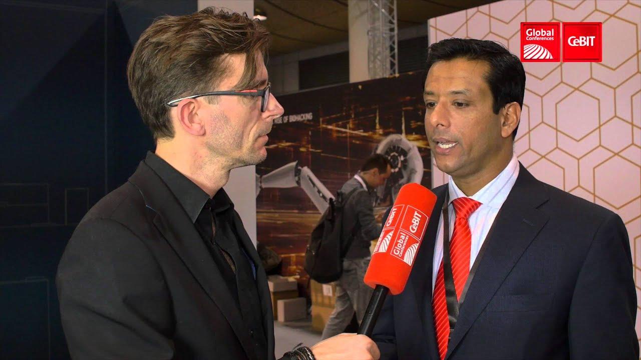 Download Interview - Sajeeb Wazed, Adviser on ICT Affairs, Bangladesh