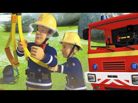 Fireman Sam US New Episodes | Spy Games | Risky Saves | 1 Hour Marathon 🚒 🔥 Cartoon for Children