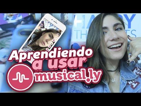 ¿Cómo Usar Musical.ly? - Nath Campos