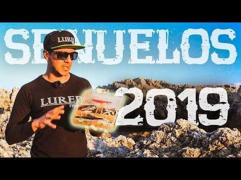 Señuelos SPINNING Light 2019