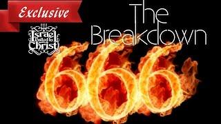 The Israelites: The Breakdown of 666