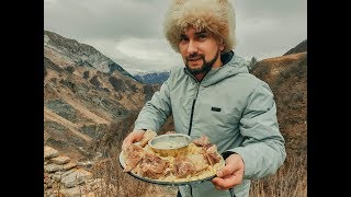 Chechnya Zhizhig-Galnash in the Sharoy mountains.