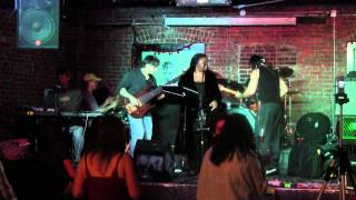 DEADZONE Presents The Moonlighters at Tobacco Road 11-25-11 : Eyes Of The World, Part 1