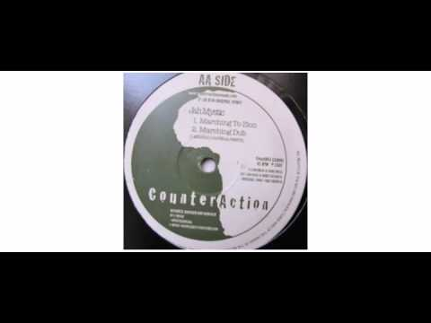 """Counteraction / Jah Mystic - (Babylon) Illusions / Marching To Zion - 10"""" - CounterAction"""