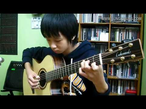 (R.Kelly) I Believe I Can Fly - Sungha Jung