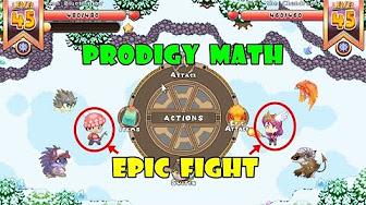 prodigy login game