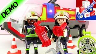 Playmobil 5336 City Action Luchthavenbrandweer Nederlands - Playmobil Brandweer
