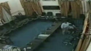 Camera capture alleged rape in Bolivia legislative hall