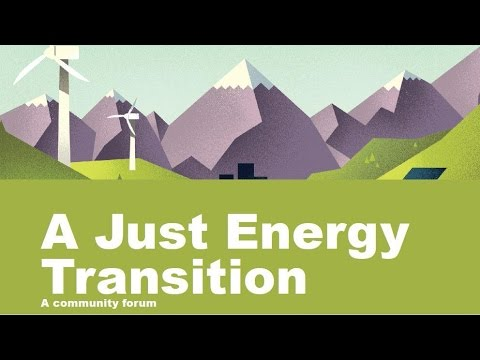 A Just Energy Transition: A Winnipeg Community Forum with Gordon Laxer