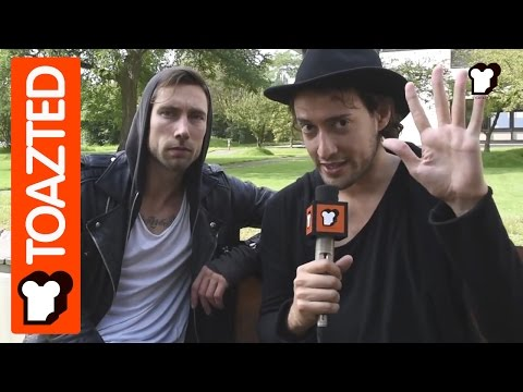 Dutch interview with Kensington 2014   | Toazted
