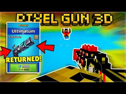 Pixel Gun 3D | The HARDEST Decision As FREE To Play Player!