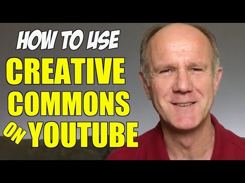 How To Use Creative Commons (CC) Videos On YouTube - Top 5 Ways