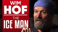 WIM HOF - THE ICEMAN: Breathe Motherf*cker! How To Master Your Human Potential -Part1/2| London Real