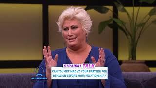 Straight Talk: Behavior Before the Relationship
